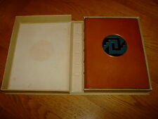 HAMMOND INNES-THE CONQUISTADORS-1ST-SIGNED LTD-HB-NF/F-ARCADIA-CASED-1970-V RARE