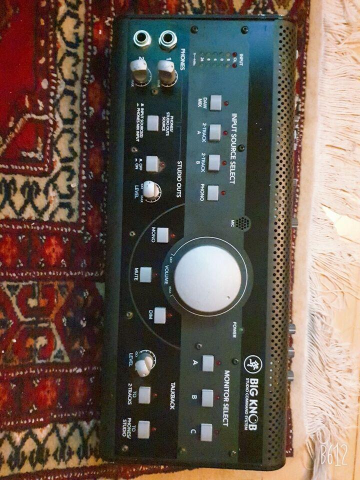 Studio comand system, Big knob Gn 2082