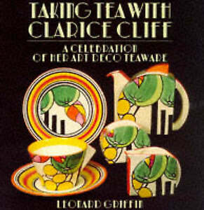 Taking-Tea-with-Clarice-Cliff-A-Celebration-of-Her-Art-Deco-Teaware-ExLibrary