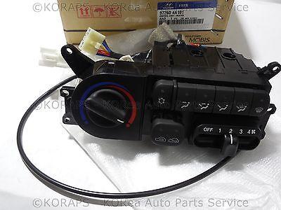 H1 H-1 STAREX 05-07 GeNuiNe HEATER CONTROL 972604A360