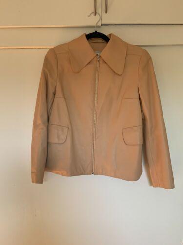 Carven leather jacket Celine MNZ Khaite