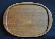 DIGSMED Danmark Teak Tablett Mid Century Design Danish Modernist Tray