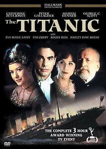 The Titanic DVD