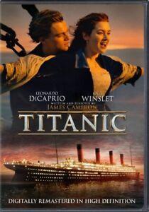 Titanic (DVD,1997)