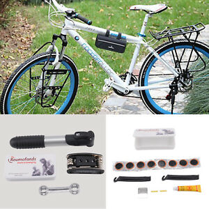 26in 1 Bicycle Repair Multi Tools Kit Set Mountain Bike Cycle