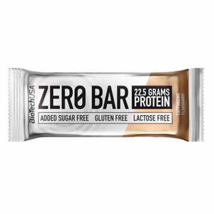 BIOTECH-USA-ZERO-BAR-barretta-proteica-senza-zuccheri-1x50g-al-gusto-CAPPUCCINO