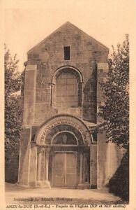Anzy-Le-Duc-Facade-of-Church