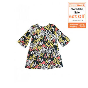 Fred Bare - Girls Le Chic Bell Floral Dress