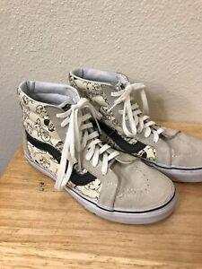 829e01d3fd Vans SK8-Hi Disney 101 Dalmatians Shoes Men Size 5 Women 6.5 High ...