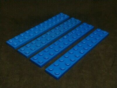 LEGO Lot of 2 Blue 2x12 Plate Pieces