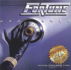 FORTUNE Self-Titled AOR 1985 CD Richard Mick RARE Stacy Thrill Of It All + bonus