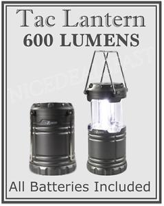 Tac  Light Lantern SWAT 600 LUMENS BRIGHT High Beam Emergency Portable Lamp Camp  best fashion