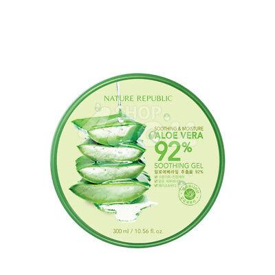 Nature Republic Soothing & Moisture Aloe Vera 92% Soothing Gel 300ml