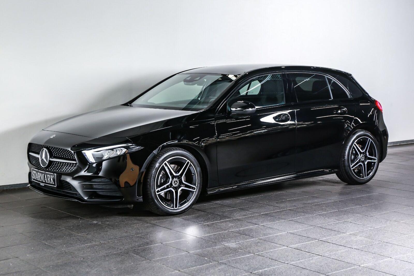 Mercedes A220 d 2,0 AMG Line aut. 5d - 384.900 kr.