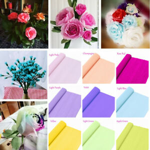 Image Is Loading Crepe Paper Wedding Birthday Party Supplies Decoration