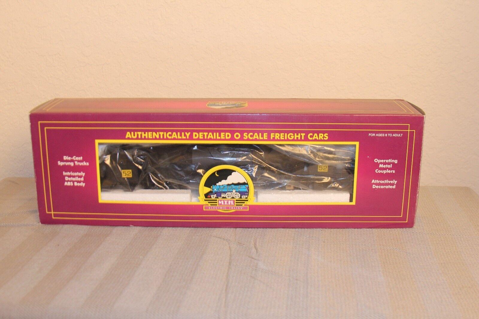 MTH O-Gauge Premium Hot Metal Car Freight   20-98201 Model Train, Man Cave
