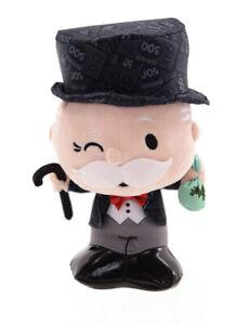 Mr. Monopoly Plüschfigur 19cm - 85th Anniversary Edition Kuscheltier Figur Puppe