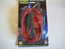 Taylor Red Spark plug leads Harley-Davidson FLH EFI 1999-2007 & XL 2004-2006