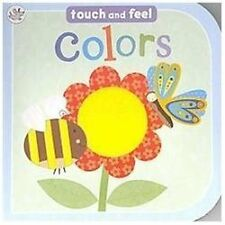 Colors: Touch and Feel (Little Learners) Parragon Books Board book