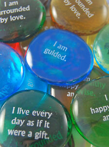 Colored-Glass-Affirmation-Imprinted-Word-Stones
