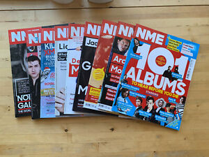 NME Magazine - Individual Issues, NOT A LOT - 2014 & 2015
