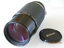 Nikon Nikkor Ai/S 4,0/80-200mm Manuell Zoom  # TOP #