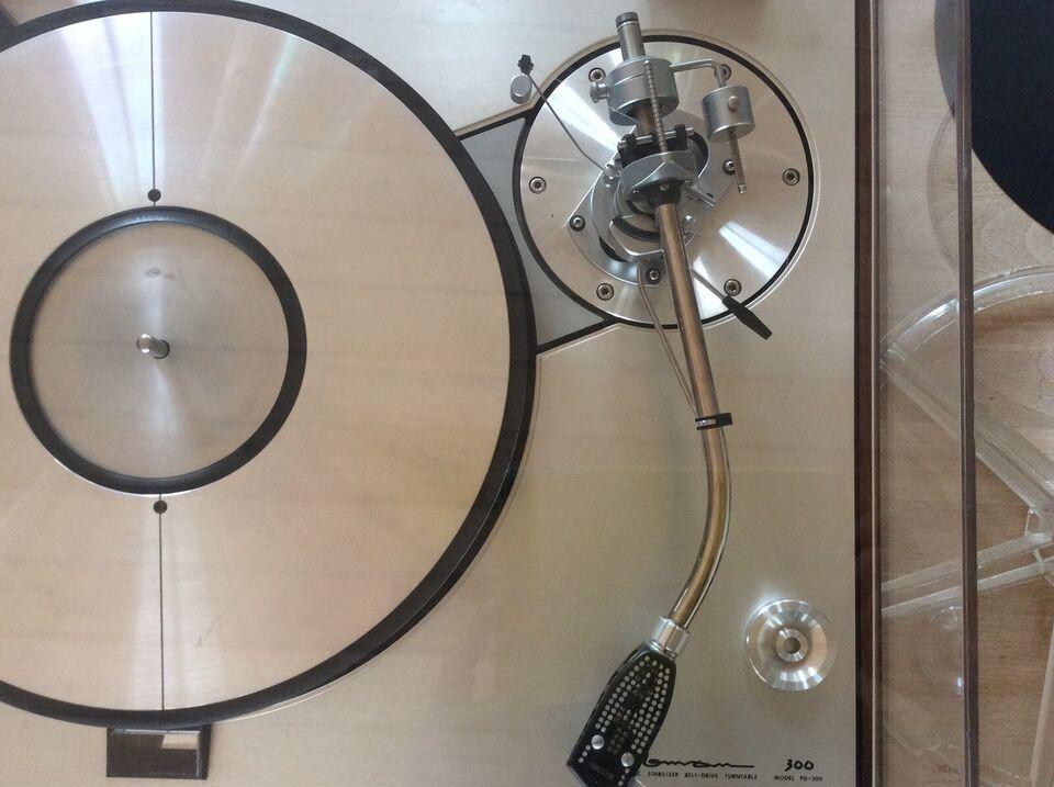 Pladespiller, Luxman, PD-300