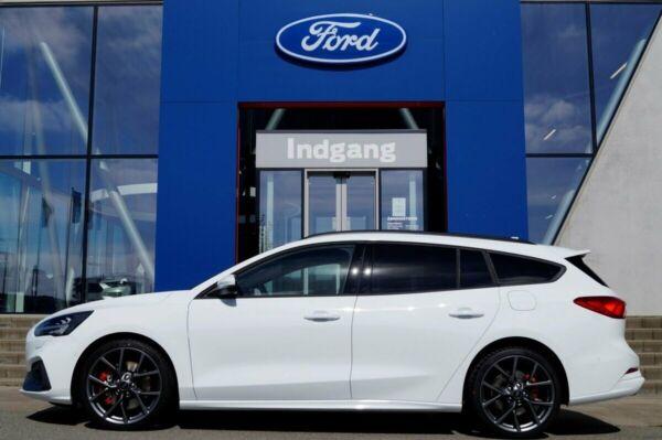 Ford Focus 2,3 EcoBoost ST3 stc. - billede 3