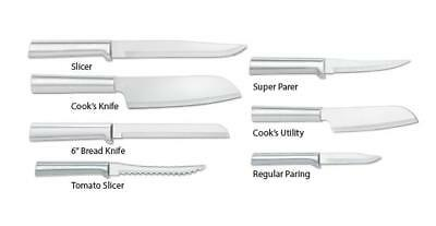 Rada 7 Best Selling Kitchen Knives Usa Made L R Handed Chef Parings Tomato Ebay