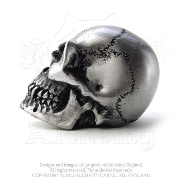 Bone Color Goth Roadster Alchemy of England ALCHEMIST SKULL GEAR SHIFT KNOB
