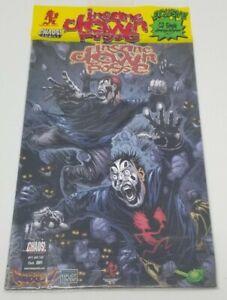 Insane Clown Posse - The Pendulum 11 CD & Comic Book SEALED zug izland twiztid