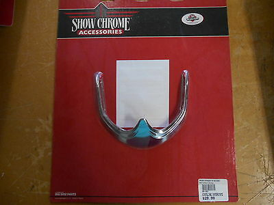 Show Chrome Accessories 55-351 Front Fender Tip Accent
