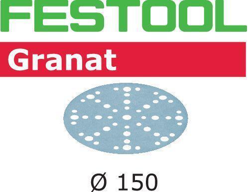 Festool Schleifscheiben STF D150 48 P100 GR 100   575163