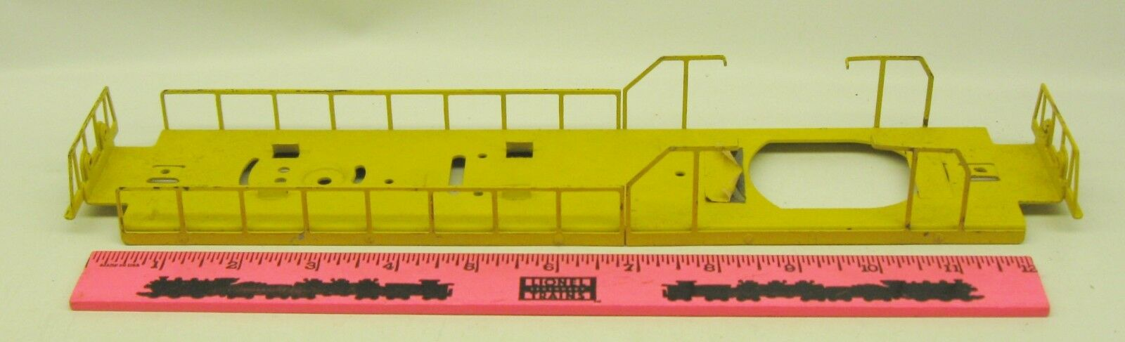 Lionel parts  Yellow Frame