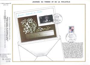 FEUILLET-PHILATELIQUE-JOURNEE-DU-TIMBRE-ET-DE-LA-PHILATELIE-1980
