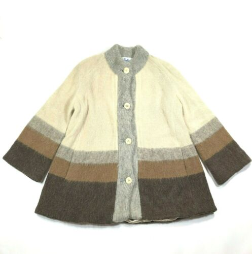Vintage Icelandic Fashions Jacket Coat Womens M Ar