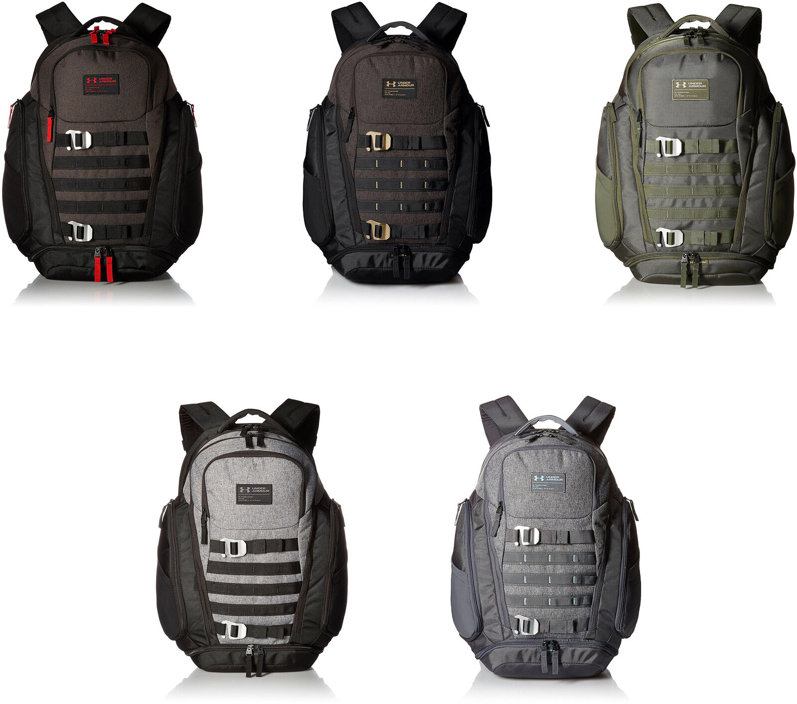 shades of casual shoes innovative design Under Armour UA Huey Backpack, 5 Colors   eBay