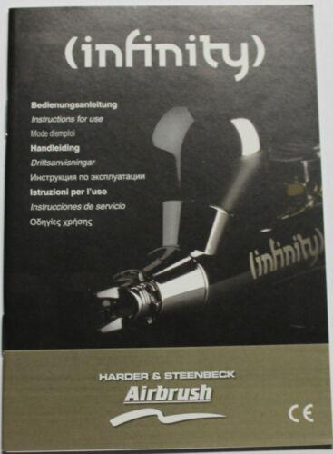 Harder/& Steenbeck Infinity CR plus 2 in 1 inkl.Reinigungsset