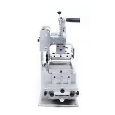 Manual Pad Printing Machine 1 Color Open Ink Dish Diy Plate Pad 65x65mm 500pcsh