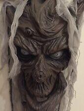 Halloween Animated Talking/moving Tree Head - Great Prop