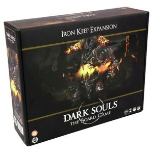 Gioco da Tavolo • DARK SOULS Iron Keep Expansion Kickstarter ESPANSIONE NUOVO