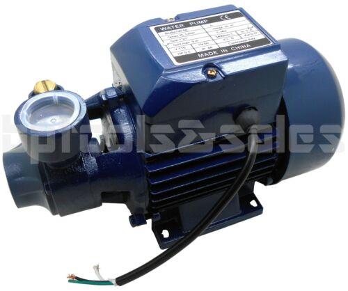 1//2HP Centrifugal Clean Clear Water Pump Electric Industrial Farm Pool Pond Pump