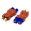 Lipo-bateria-adaptador-xt60-Dean-ec3-ec5-xt90-mini-Tamiya-Traxxas-MPX-xt30-ec2-HXT-RC miniatura 37
