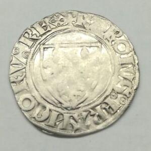 France/Charles VI 1380-1422 - White - Guenar Ref :3 21/M02