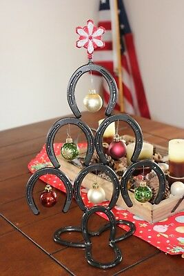 Horseshoe Christmas Tree.Horseshoe Christmas Tree Small Ebay