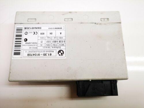 GENUINE BMW Confort Access Module Convient 1 3 série 9134708 #8C