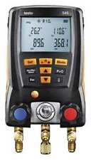 Testo 0560 0550 Digital Manifold Gauge2 Valves