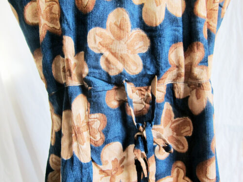 new size 8-12 black blue green tie-dye Strappy summer// beach dress elasticated