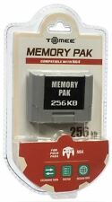 Tomee M05708 256KB Memory Pak for Nintendo 64 System