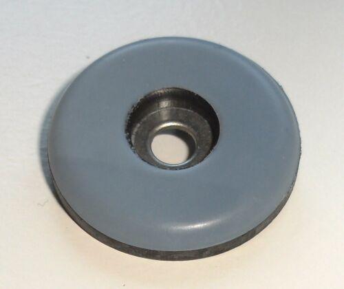 PTFE Laflon 12 Teflon Möbelgleiter Stuhlgleiter rund Ø 38  mm zum schrauben